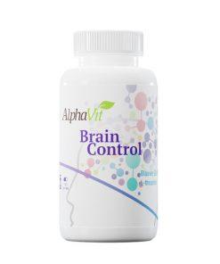 Brain control Alphavit